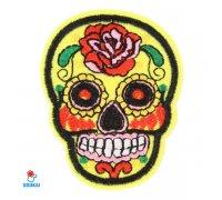 Antsiuvas Skull 76; 7.5x5.5cm