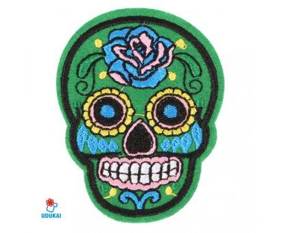 Antsiuvas Skull 78; 7.5x5.5cm
