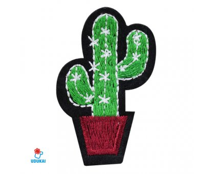 Antsiuvas Cactus; 5.2x3.9cm