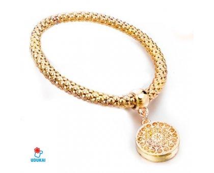Apyrankė Shaman Gold; 19cm