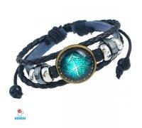 Apyrankė zodiako ženklas Šaulys-Sagittarius-S; universalaus dydžio