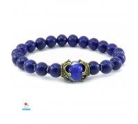 Apyrankė Akmenukai Blue-5081; 19cm