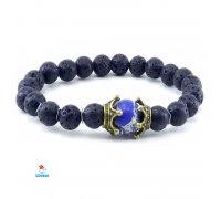 Apyrankė Lavos Akmenukai Blue-5084; 19cm
