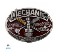 Diržo sagtis Mechanic-201; 8.8x6.7cm
