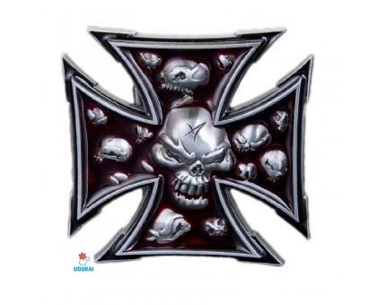 Diržo sagtis Cross-203; 7.5x7.5cm