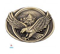 Diržo sagtis Eagle-205; 6.8x8.8cm