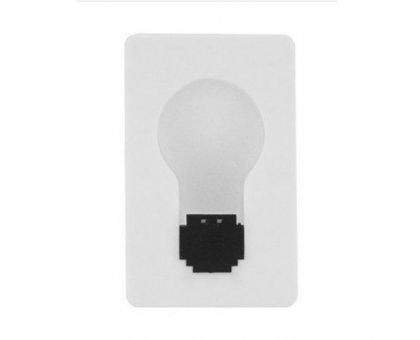 Šviestuvas LED kišeninė lemputė; 8.8x5.5x3mm