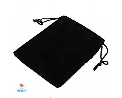 Dovanų maišelis aksominis; 10x12cm