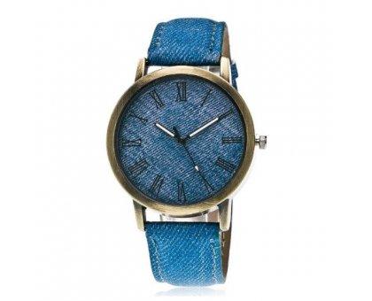 Laikrodis Jeans Blue; kvarcinis