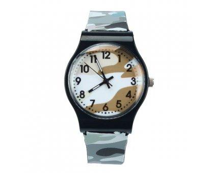 Laikrodis Kamufliažas-3; kvarcinis