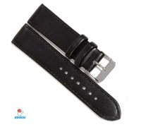 Laikrodžio dirželis Black; 20mm, 22mm