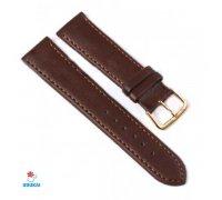 Laikrodžio dirželis Brown; 20mm, 22mm