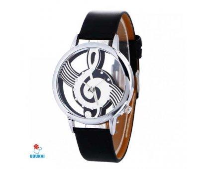 Laikrodis G Raktas Black; kvarcinis