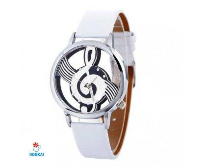 Laikrodis G Raktas White