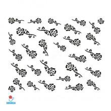Lipdukai nagams 3D Ornamentas L01