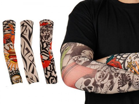 Tattoo rankovės originaliems žmonėms
