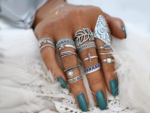 Žiedai kaip išskirtinės prabangos papuošalai