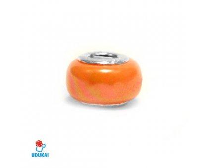 Karoliukas akrilinis Color 051; 4.5/12mm