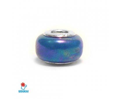 Karoliukas akrilinis Color 054; 4.5/12mm