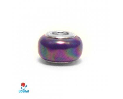 Karoliukas akrilinis Color 055; 4.5/12mm