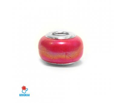Karoliukas akrilinis Color 056; 4.5/12mm