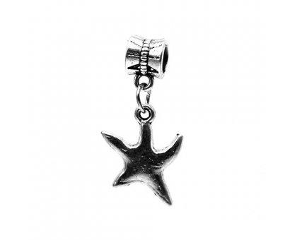 Karoliukas metalinis Žvaigždė