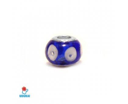 Karoliukas stiklinis Color 051