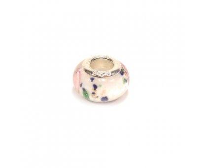 Karoliukas stiklinis Color 065
