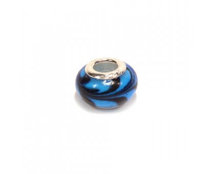 Karoliukas stiklinis Color 068