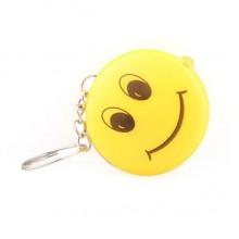 Raktų pakabukas Smile; 3.9x1.5cm
