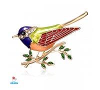 Segė Spalvotas Paukštis 330