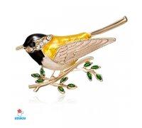 Segė Spalvotas Paukštis 334
