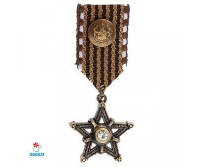 Prisegamas ženkliukas-medalis Žvaigždė Z