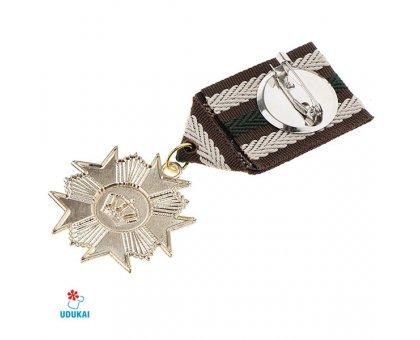 Prisegamas ženkliukas-medalis Kryžius-255