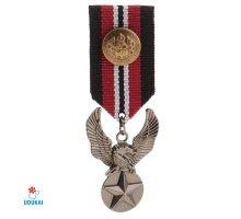 Prisegamas ženkliukas-medalis Erelis-208