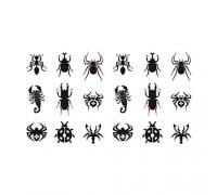 Laikina tatuiruotė Bugs