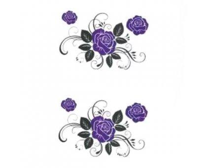 Laikina tatuiruotė Ornamentas 208