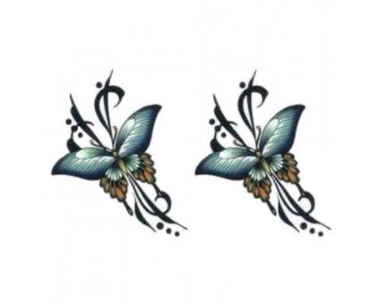 Laikina tatuiruotė Ornamentas 211