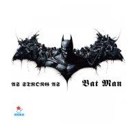 Laikina tatuiruotė Batman-BC201; 24x13cm