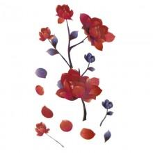 Laikina tatuiruotė Augalai NN022; 10x6cm
