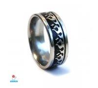 Žiedas Vintage-310; 17, 19