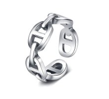 Žiedas Grandinė; universalaus dydžio
