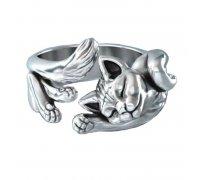 Žiedas Katinas miegantis; universalaus dydžio
